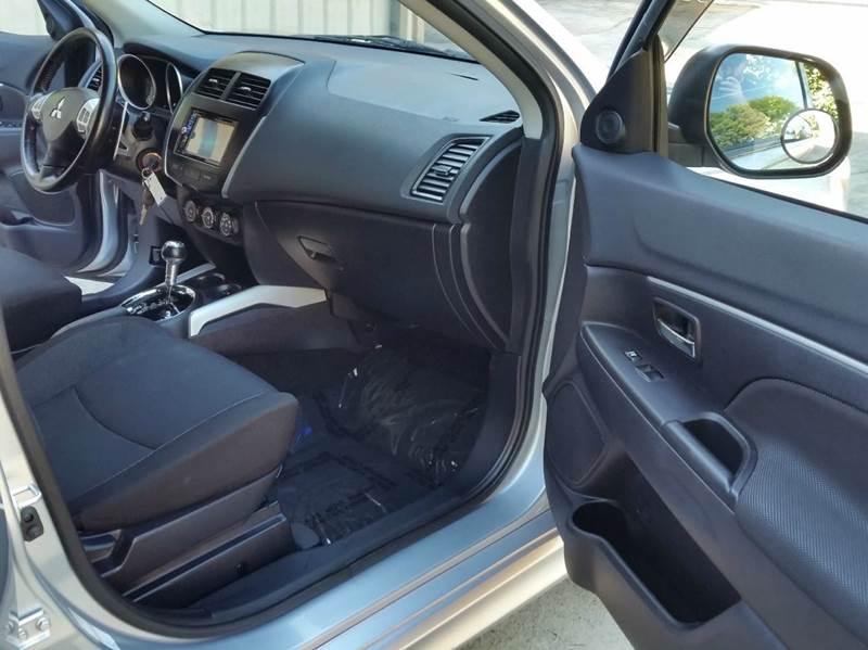 2011 Mitsubishi Outlander Sport ES 4dr Crossover CVT - Marietta GA
