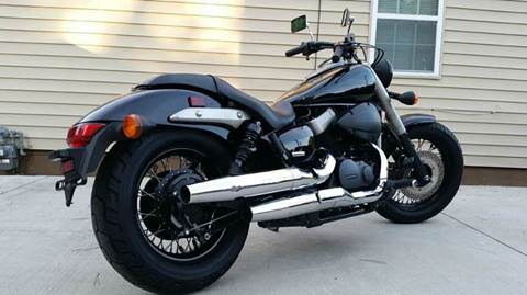 2011 Honda Shadow