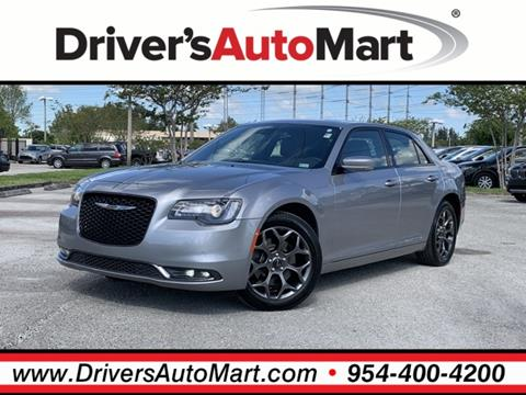 2018 Chrysler 300 for sale in Davie, FL