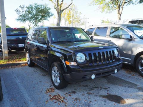 2017 Jeep Patriot for sale in Davie, FL