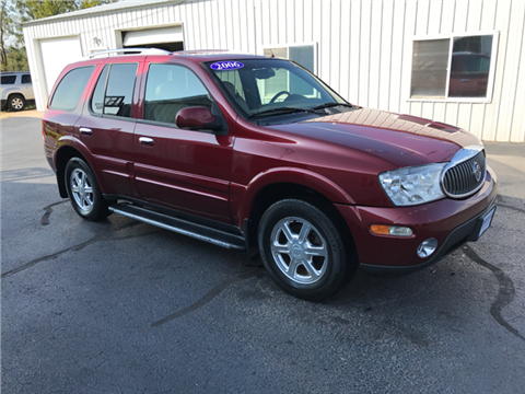 2006 Buick Rainier for sale in Galesville, WI