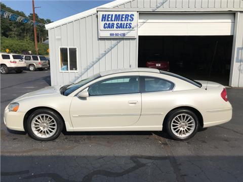 2003 Chrysler Sebring for sale in Galesville, WI
