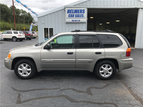 2003 GMC Envoy for sale in Galesville, WI