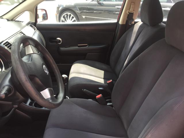 2008 Nissan Versa 1.8 SL 4dr Sedan 4A - Elizabethton TN