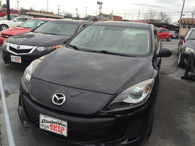 2012 Mazda MAZDA3 i Grand Touring 4dr Sedan - Elizabethton TN