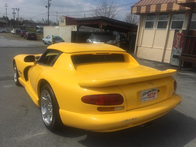 2001 Dodge Viper RT/10 2dr Roadster - Elizabethton TN