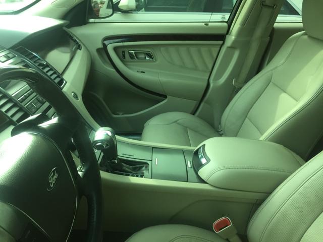 2010 Ford Taurus Limited 4dr Sedan - Elizabethton TN