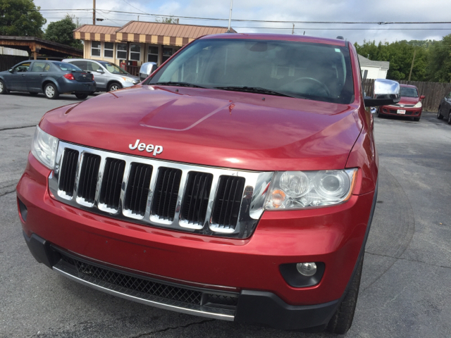 2011 Jeep Grand Cherokee 4x4 Limited 4dr SUV - Elizabethton TN