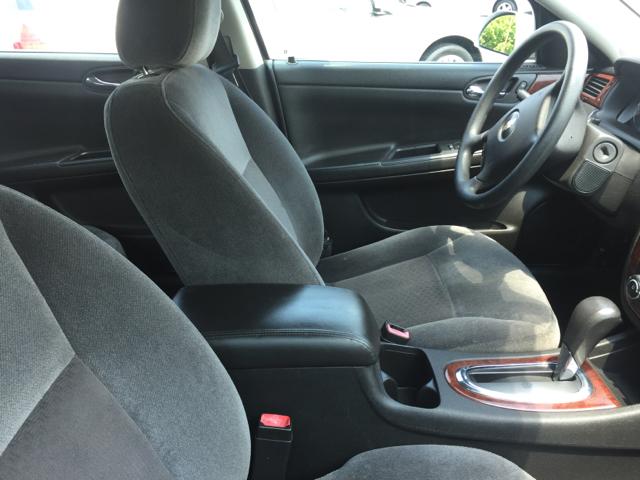 2009 Chevrolet Impala LT 4dr Sedan - Elizabethton TN