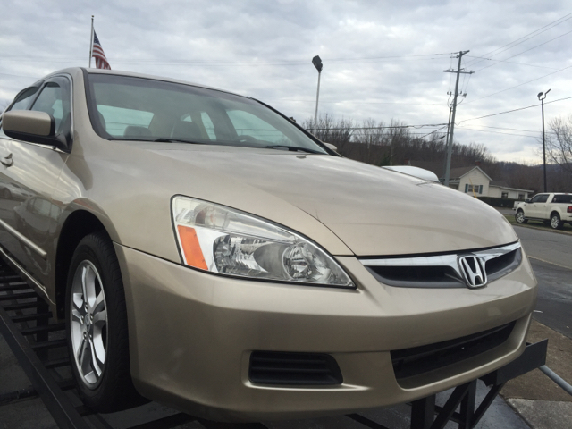 2007 Honda Accord EX-L 4dr Sedan (2.4L I4 5A) - Elizabethton TN