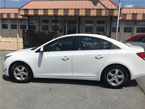 2014 Chevrolet Cruze for sale in Elizabethton, TN