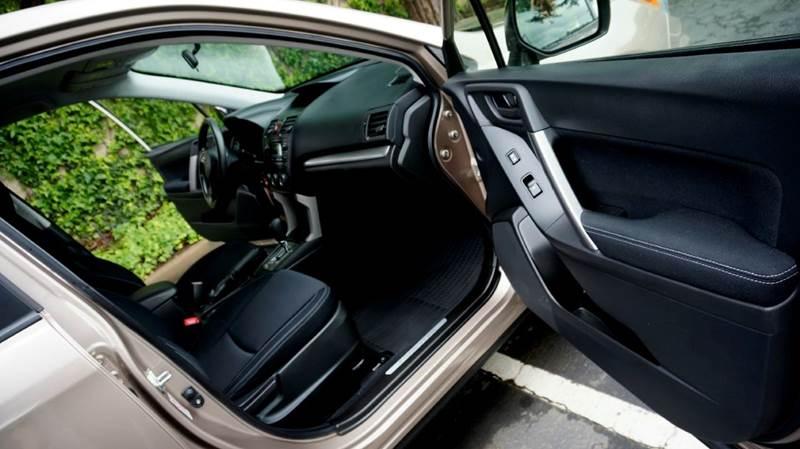 2014 Subaru Forester AWD 2.5i 4dr Wagon CVT - Sacramento CA