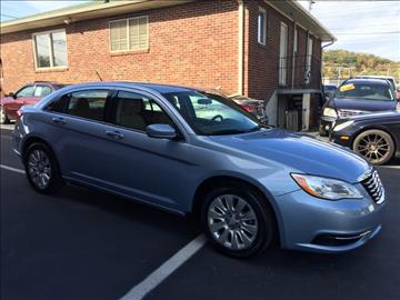 2013 Chrysler 200 for sale in Knoxville, TN