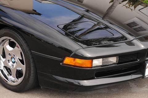 1991 BMW 8 Series for sale in Costa Mesa, CA