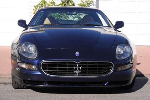 2005 Maserati Coupe for sale in Costa Mesa, CA