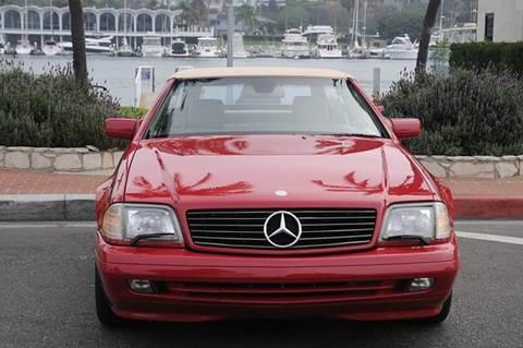 1997 Mercedes-Benz SL-Class for sale in Costa Mesa, CA