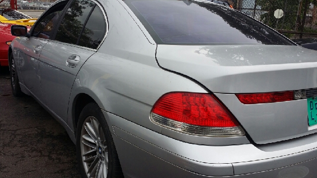 2004 Bmw 7 Series 745i 4dr Sedan In Chicago IL