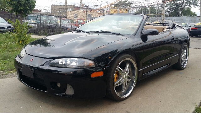 1999 mitsubishi eclipse spyder gs 2dr convertible in chicago il west end auto inc. Black Bedroom Furniture Sets. Home Design Ideas