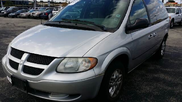 2002 Dodge Grand Caravan Sport 4dr Minivan   Chicago IL