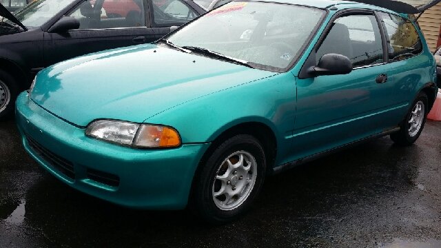 1994 Honda Civic VX 2dr Hatchback   Chicago IL