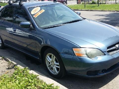 2005 Subaru Legacy for sale in Chicago, IL