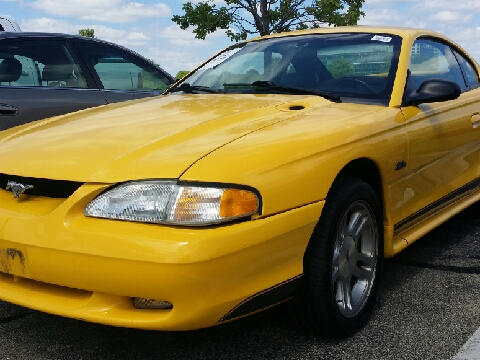 1998 Ford Mustang for sale in Chicago, IL