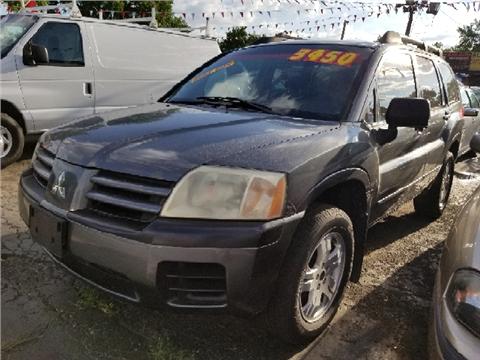 2004 Mitsubishi Endeavor For Sale In Illinois Carsforsale