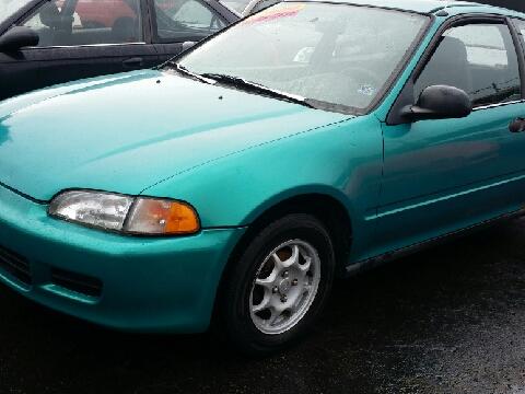 1994 Honda Civic For Sale  Carsforsalecom