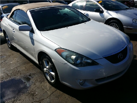 2006 toyota camry solara for sale in illinois. Black Bedroom Furniture Sets. Home Design Ideas