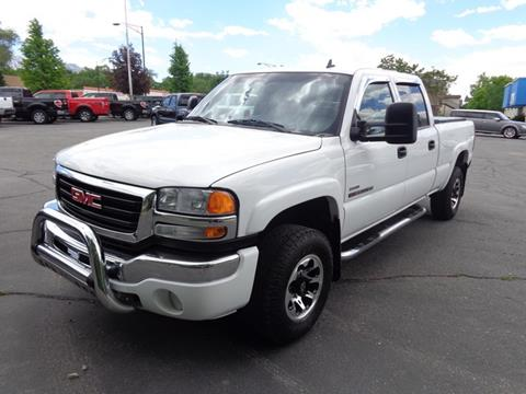 2006 GMC Sierra 2500HD for sale in Sandy, UT