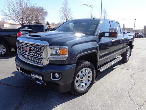 2018 GMC Sierra 2500HD for sale in Sandy, UT