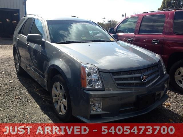 2007 Cadillac SRX for sale in CULPEPER VA
