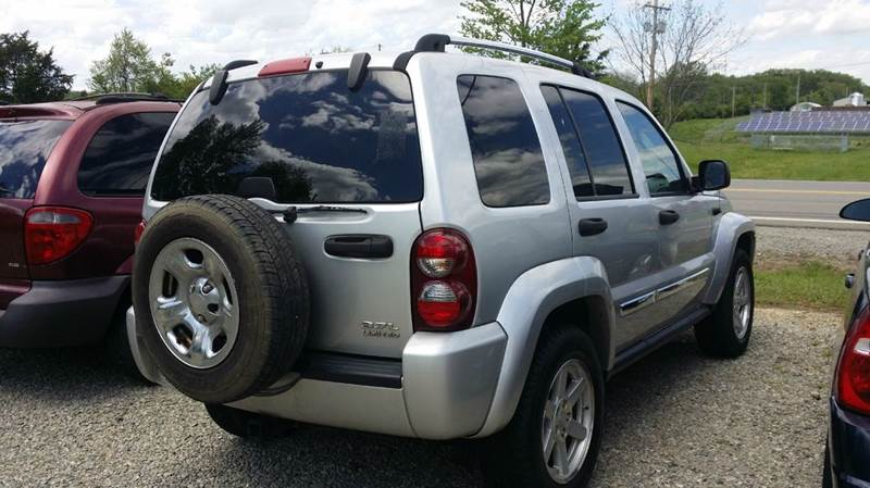 2007 Jeep Liberty Limited 4dr SUV 4WD - West Union OH