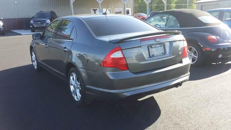 2012 Ford Fusion SE 4dr Sedan - West Union OH