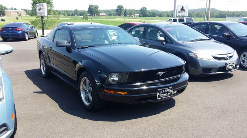 2007 Ford Mustang V6 Deluxe 2dr Fastback - West Union OH