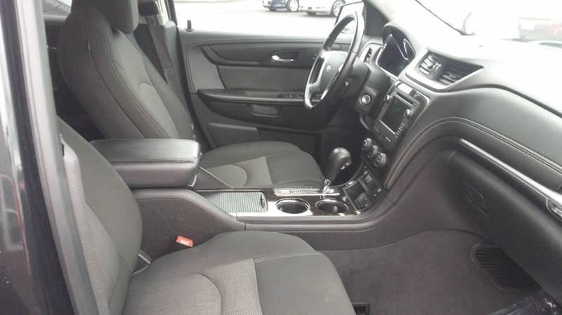 2015 Chevrolet Traverse AWD LT 4dr SUV w/1LT - West Union OH