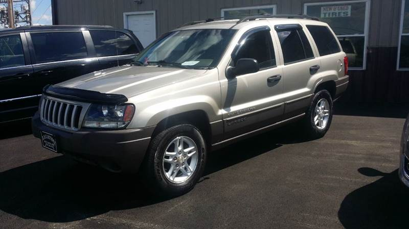 2004 Jeep Grand Cherokee 4dr Laredo 4WD SUV - West Union OH