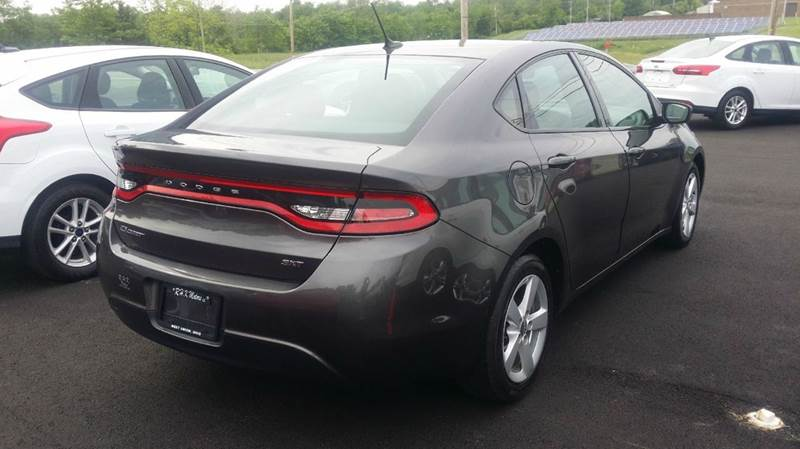 2016 Dodge Dart SXT 4dr Sedan - West Union OH