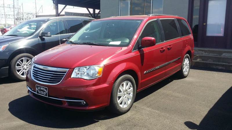 2014 Chrysler Town and Country Touring 4dr Mini-Van - West Union OH