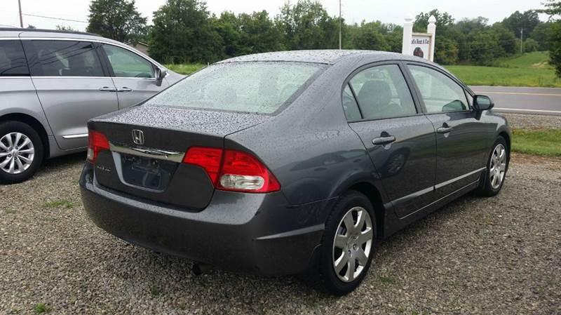 2010 Honda Civic LX 4dr Sedan 5A - West Union OH