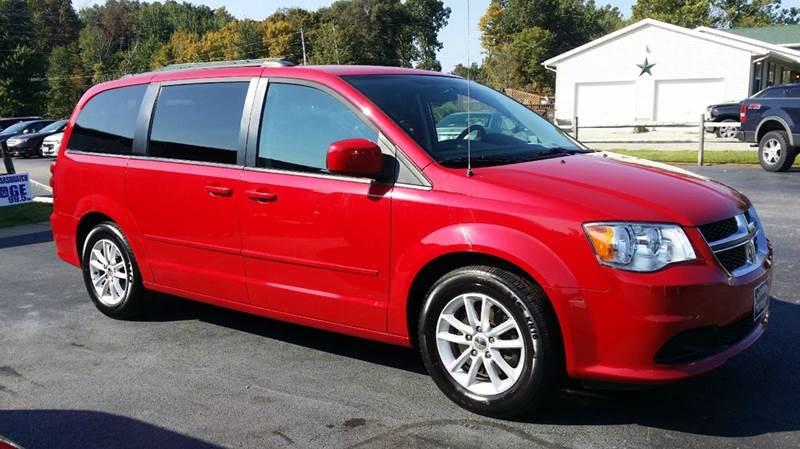 2015 Dodge Grand Caravan SXT 4dr Mini-Van - West Union OH