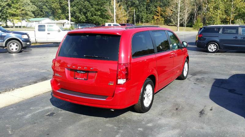 2015 Dodge Grand Caravan SXT 4dr Mini-Van - West Union OH