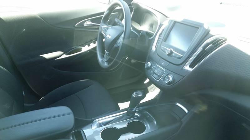 2016 Chevrolet Malibu LT 4dr Sedan w/1LT - West Union OH