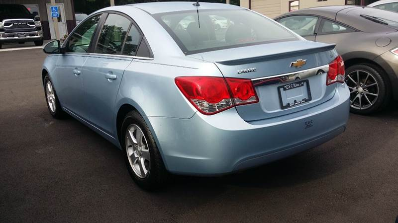 2011 Chevrolet Cruze LT Fleet 4dr Sedan - West Union OH