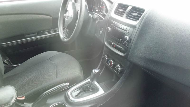 2013 Dodge Avenger SE 4dr Sedan - West Union OH