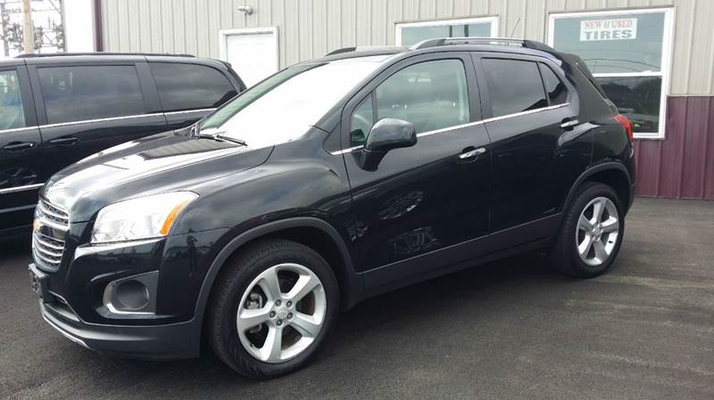 2015 Chevrolet Trax AWD LTZ 4dr Crossover w/1LZ - West Union OH