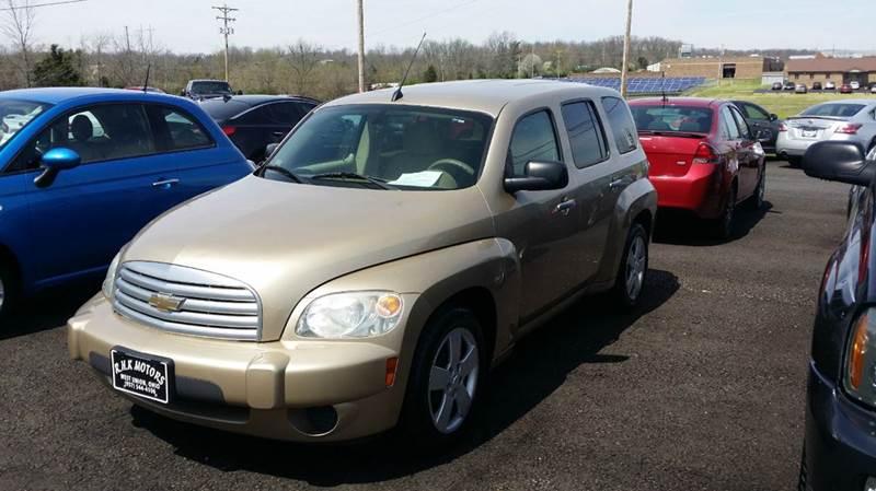 2007 Chevrolet HHR LS 4dr Wagon - West Union OH
