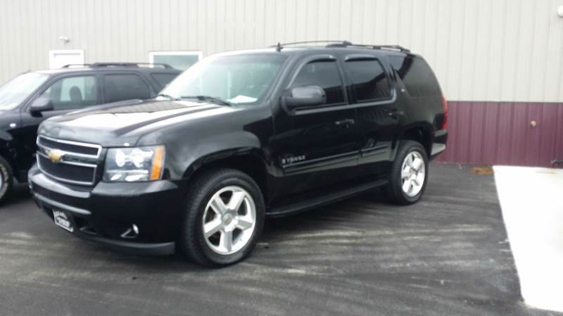 2007 Chevrolet Tahoe LT 4dr SUV 4WD - West Union OH