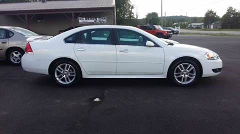 2015 Chevrolet Impala Limited for sale in West Union, OH