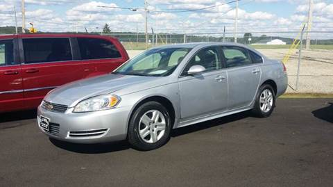 2010 Chevrolet Impala for sale in West Union, OH